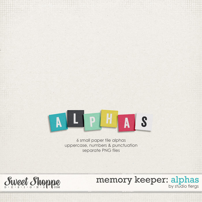 Memory Keeper: ALPHAS by Studio Flergs