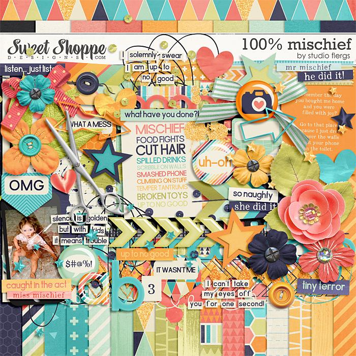 100% Mischief by Studio Flergs