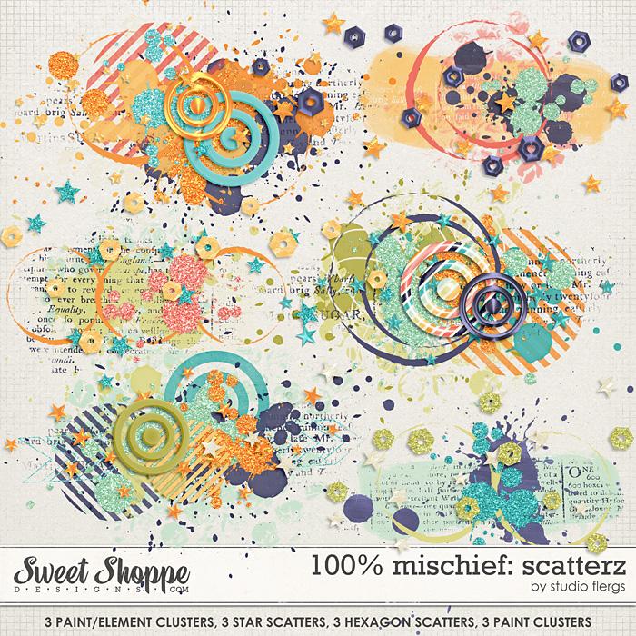 100% Mischief: SCATTERZ by Studio Flergs