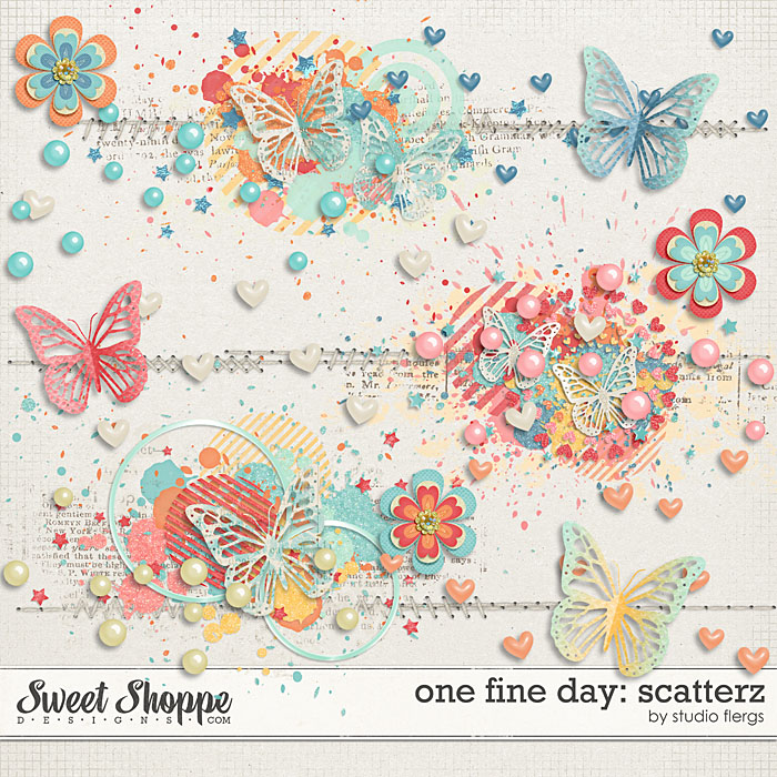 One Fine Day: SCATTERZ by Studio Flergs