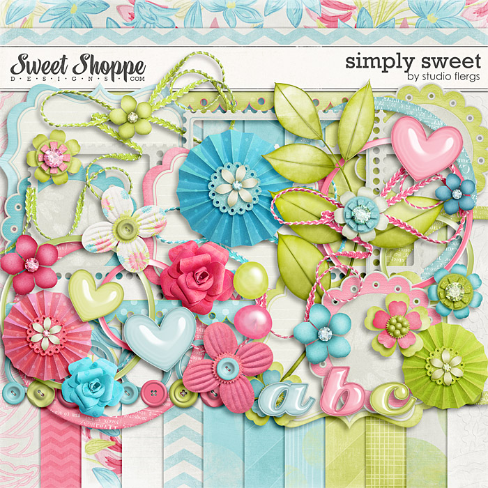 Simply Sweet by Studio Flergs