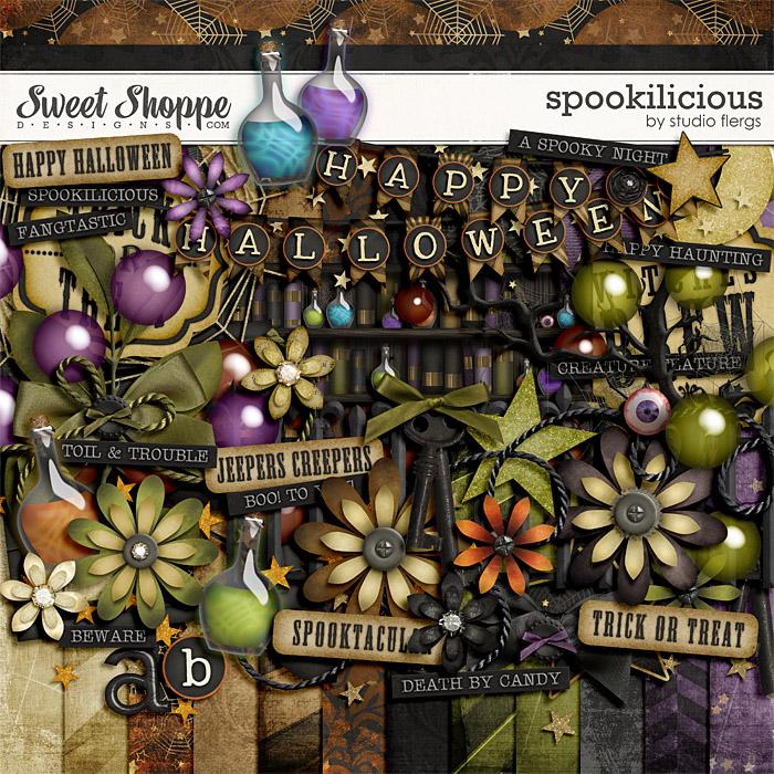 Spookilicious by Studio Flergs