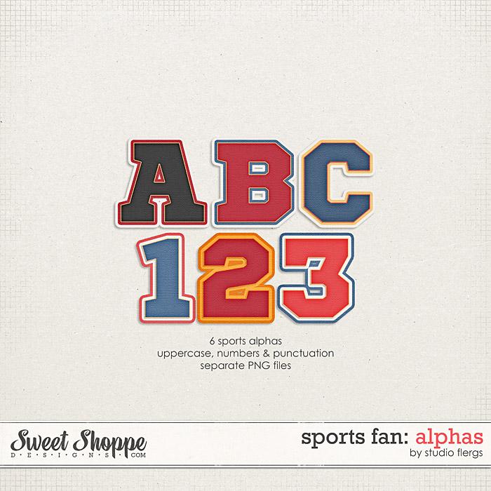 Sports Fan: ALPHAS by Studio Flergs