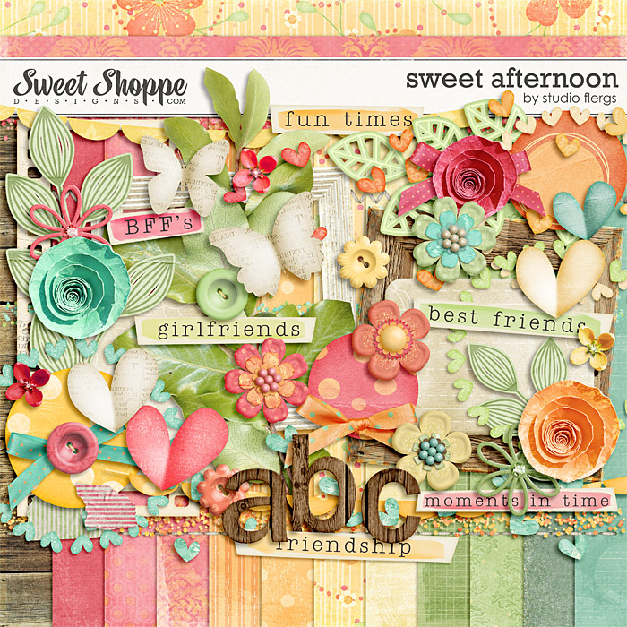 Sweet Afternoon by Studio Flergs