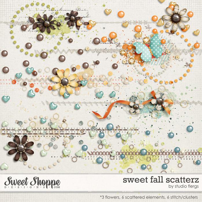 Sweet Fall: SCATTERZ by Studio Flergs