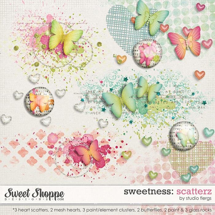 Sweetness: SCATTERZ by Studio Flergs