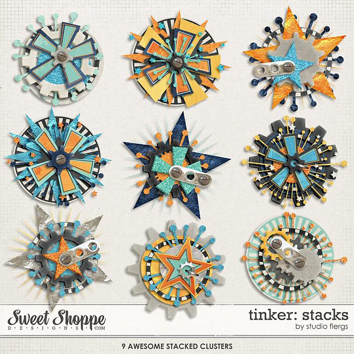 Tinker: STACKS by Studio Flergs
