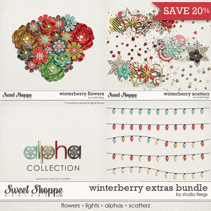Winterberry: EXTRAS by Studio Flergs