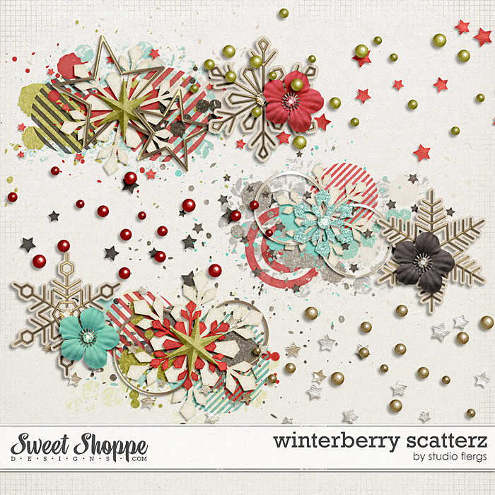Winterberry: SCATTERZ by Studio Flergs