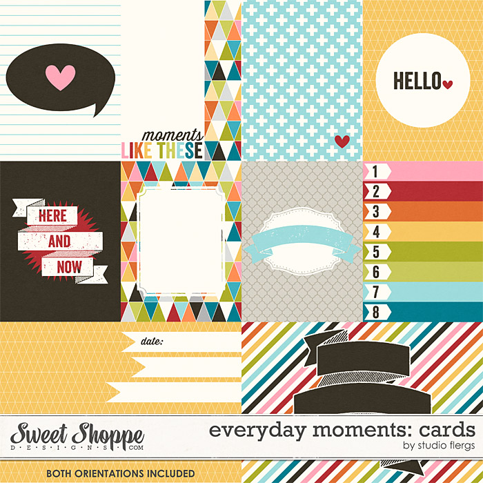 Everyday Moments: CARDS by Studio Flergs
