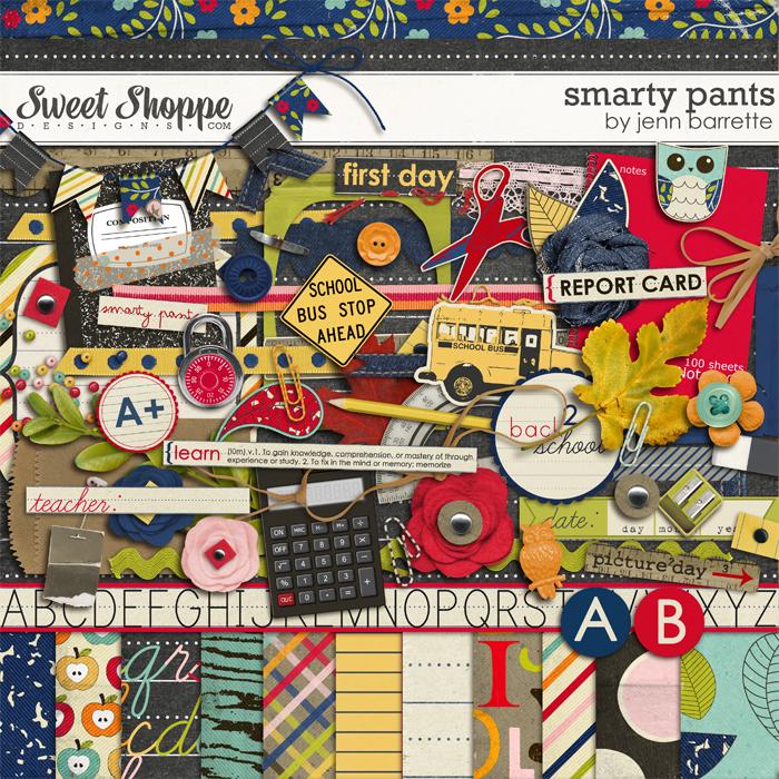 Smarty Pants by Jenn Barrette