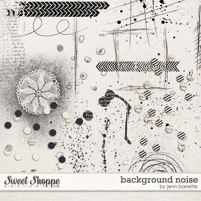 Background Noise by Jenn Barrette