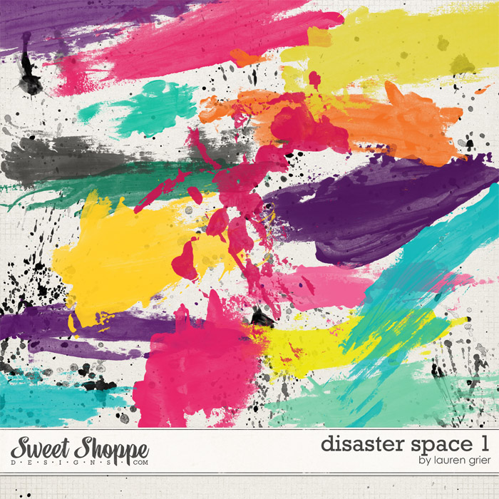 Disaster Space 1 by Lauren Grier