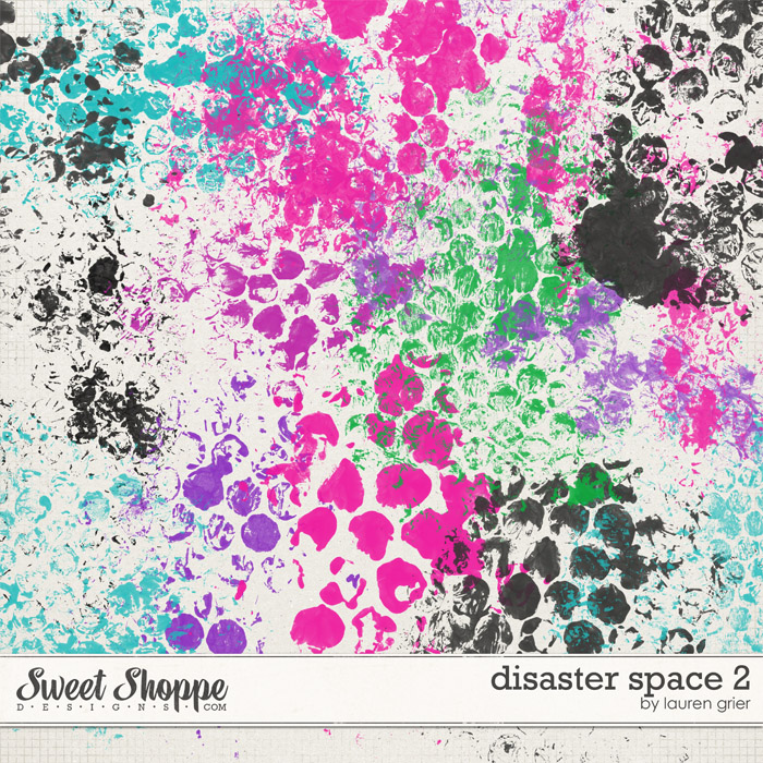 Disaster Space 2 by Lauren Grier