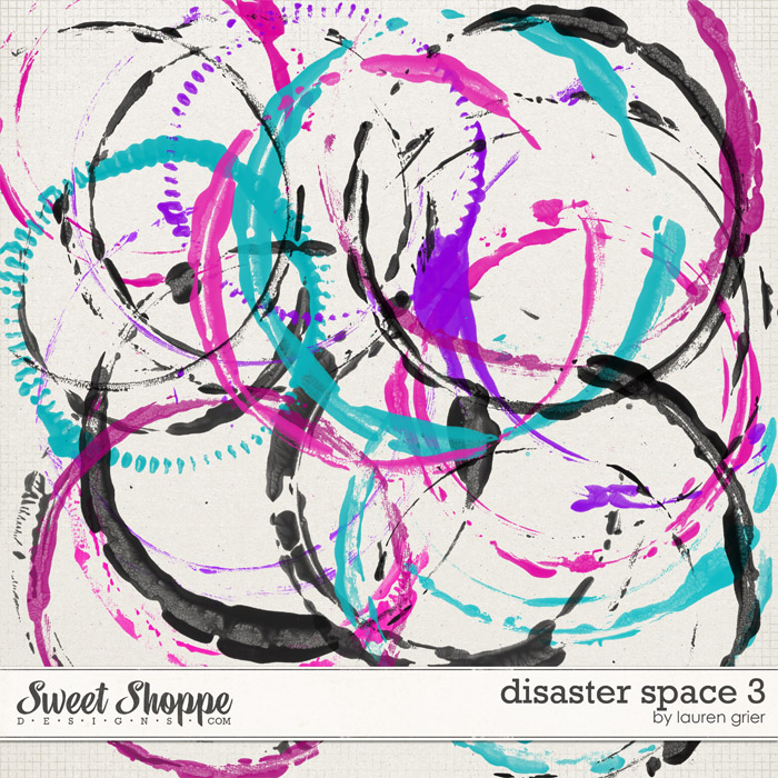 Disaster Space 3 by Lauren Grier