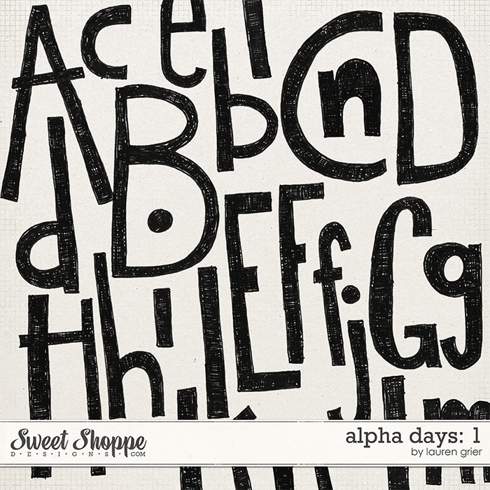Alpha Days: 1 by lauren grier