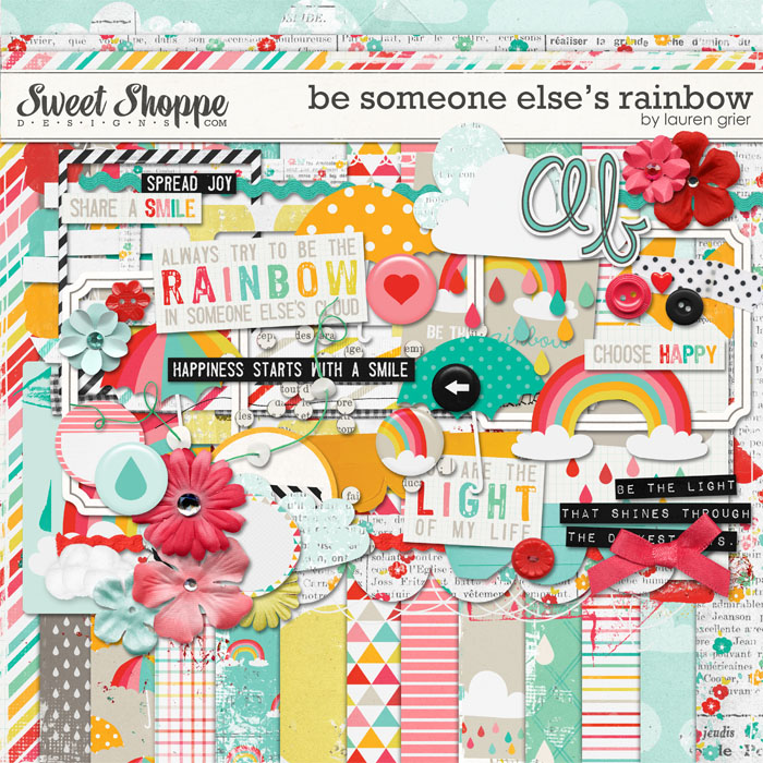 Be Someone Else's Rainbow by Lauren Grier