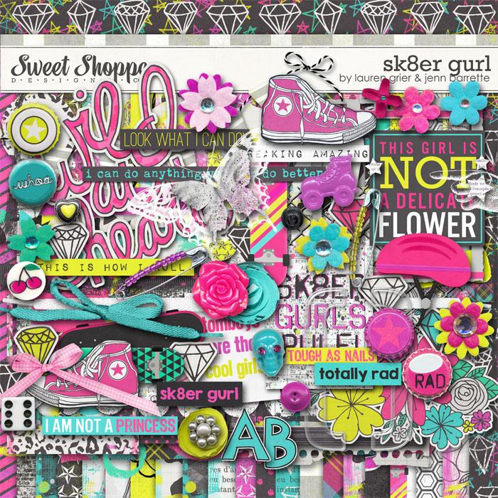 Sk8er Gurl by Lauren Grier & Jenn Barrette