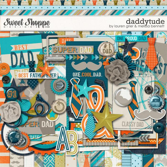 Daddytude by Lauren Grier & Melissa Bennett