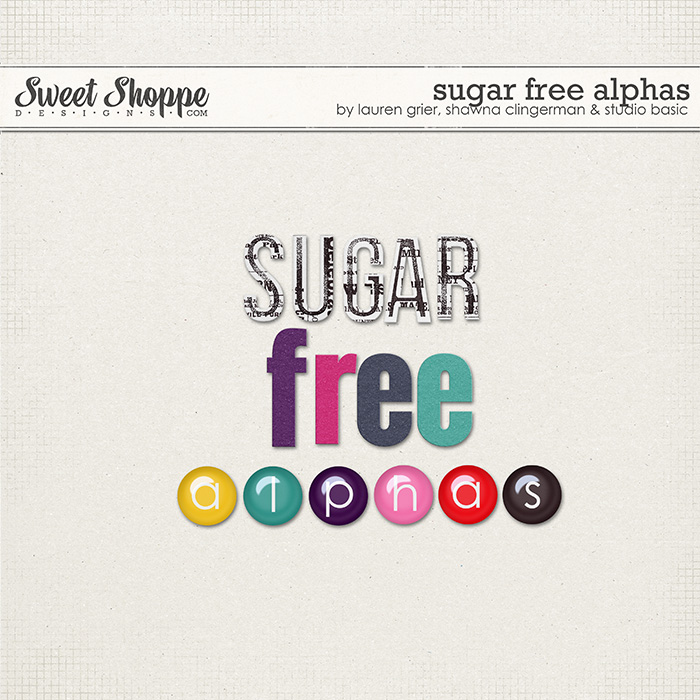 Sugar Free Alphas by Lauren Grier, Shawna Clingerman, and Studio Basic