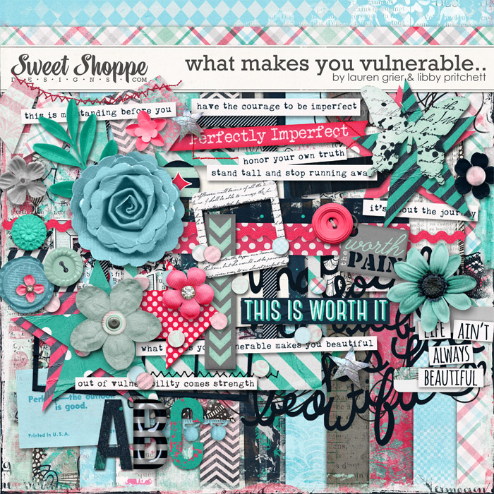 What Makes You Vulnerable... by Lauren Grier & Libby Pritchett