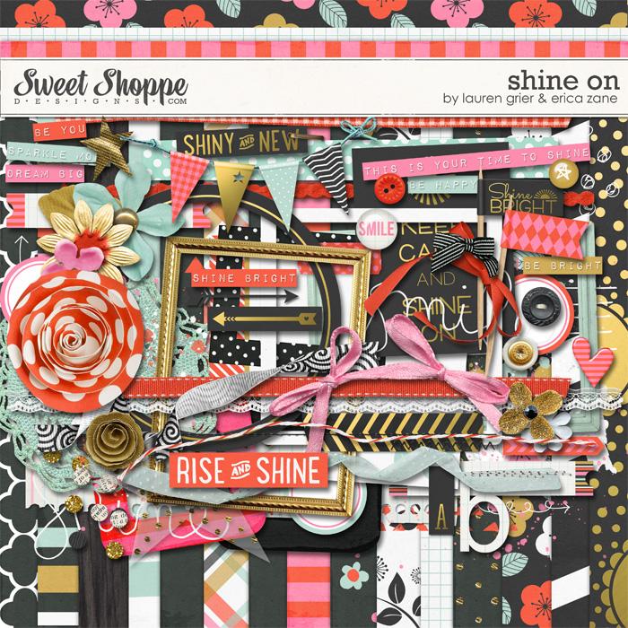 Shine on by Lauren  Grier & Erica Zane