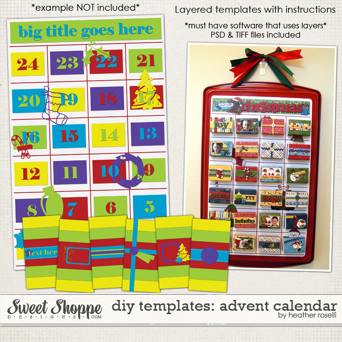 Calendar Diy Software : Sweet shoppe designs making your memories sweeter
