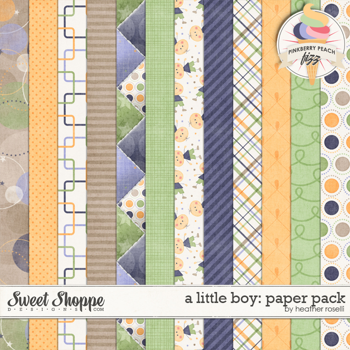 A Little Boy: Paper Pack by Heather Roselli