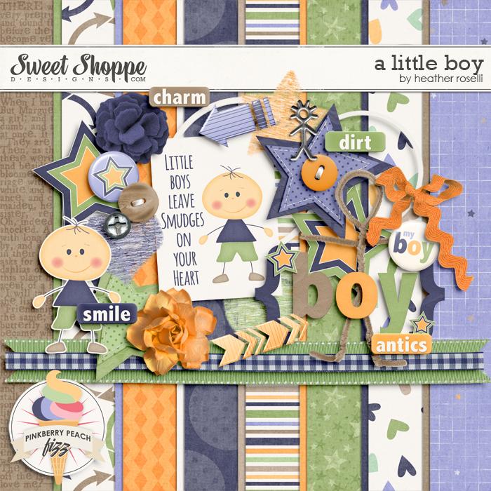 A Little Boy by Heather Roselli