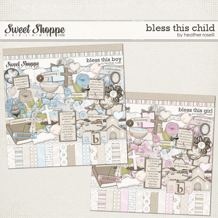 Bless This Child by Heather Roselli