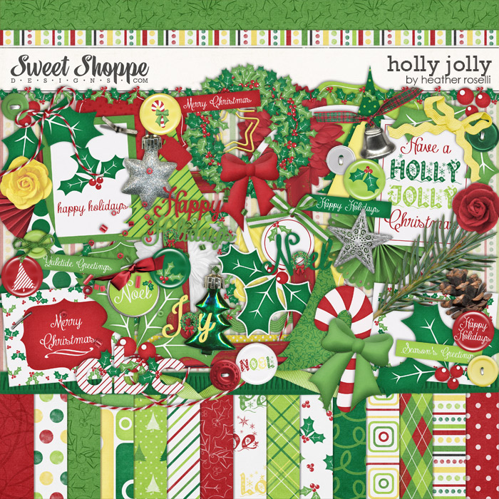 Holly Jolly by Heather Roselli