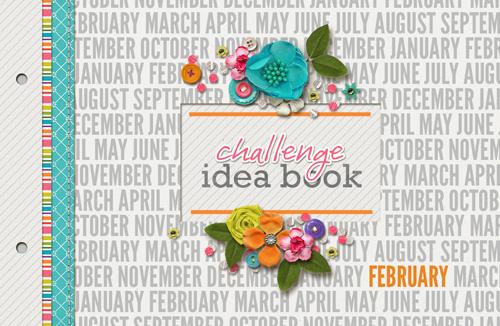 Sweet Shoppe Challenge Portfolio - February