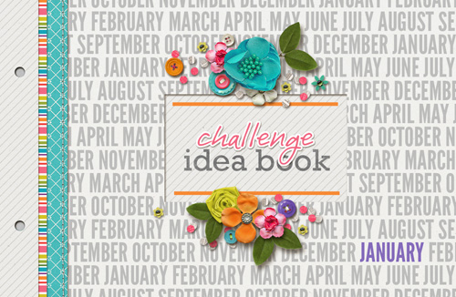 Sweet Shoppe Challenge Portfolio - January