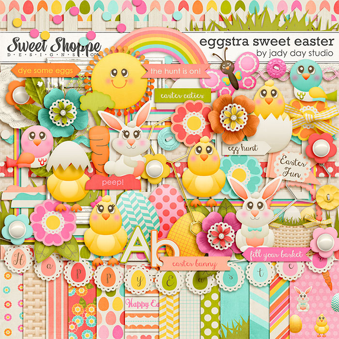 Eggstra Sweet Easter by Jady Day Studio