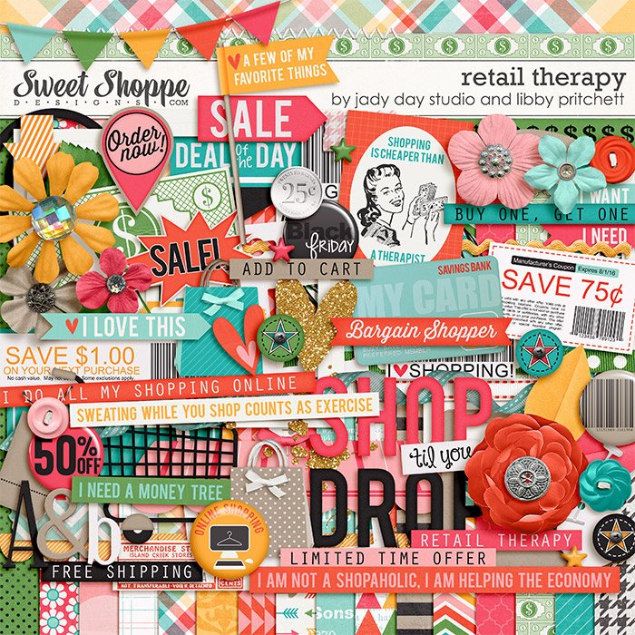 Retail Therapy by Jady Day Studio & Libby Pritchett