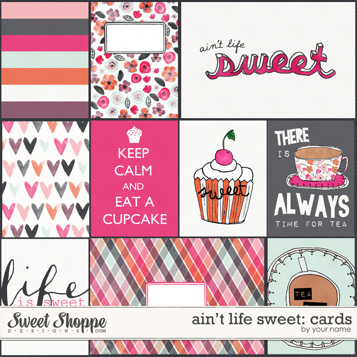 Ain't Life Sweet: Cards by Jenn Barrette