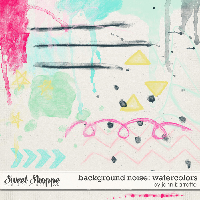 Background Noise: Watercolors