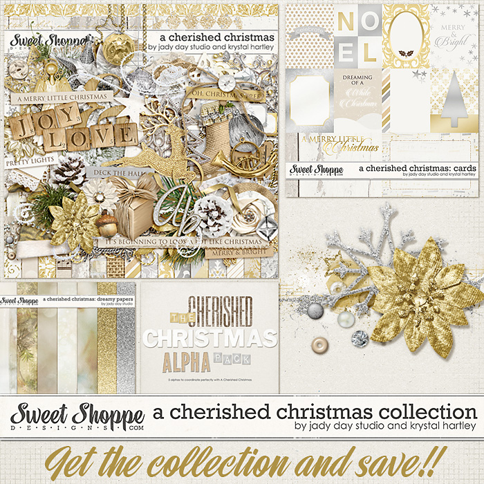 A Cherished Christmas Collection by Jady Day Studio and Krystal Hartley