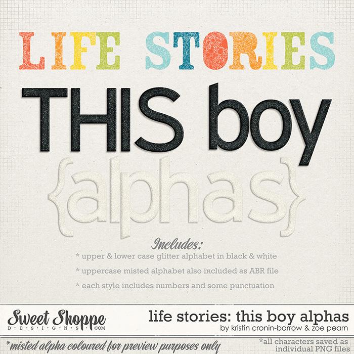 Life Stories: This Boy Alphas by Kristin Cronin-Barrow & Zoe Pearn