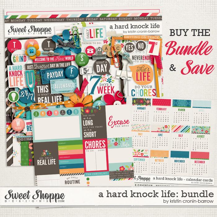A Hard Knock Life: Bundle by Kristin Cronin-Barrow