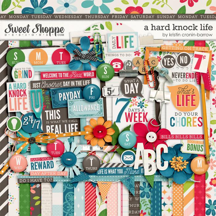 A Hard Knock Life: by Kristin Cronin-Barrow