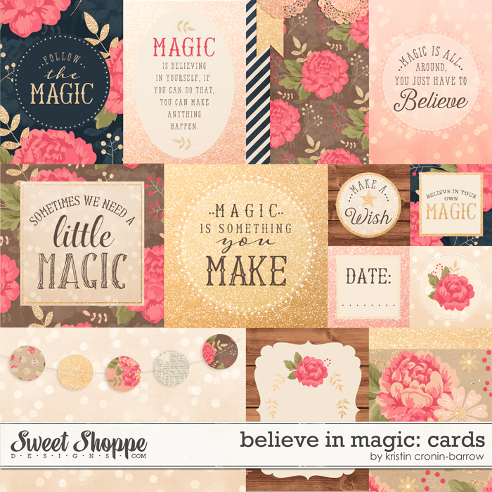Believe in Magic: Cards by Kristin Cronin-Barrow