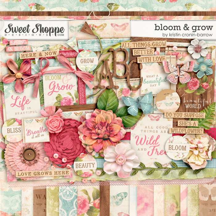 Bloom & Grow by Kristin Cronin-Barrow