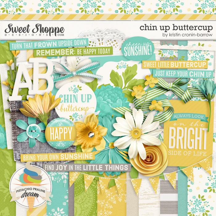 Chin Up Buttercup by Kristin Cronin-Barrow