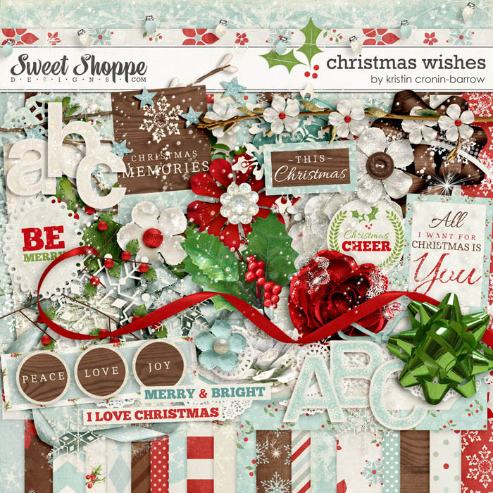 Christmas Wishes by Kristin Cronin-Barrow