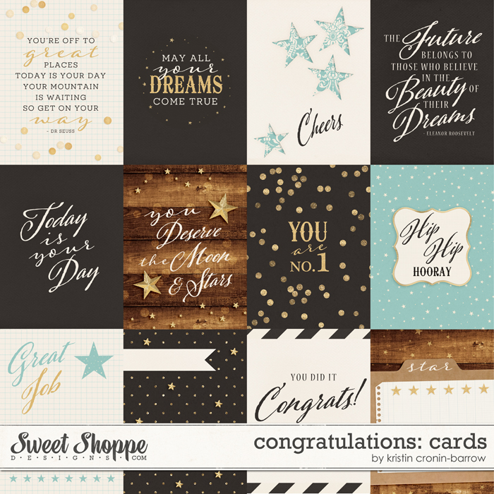 Congratulations: Cards by Kristin Cronin-Barrow