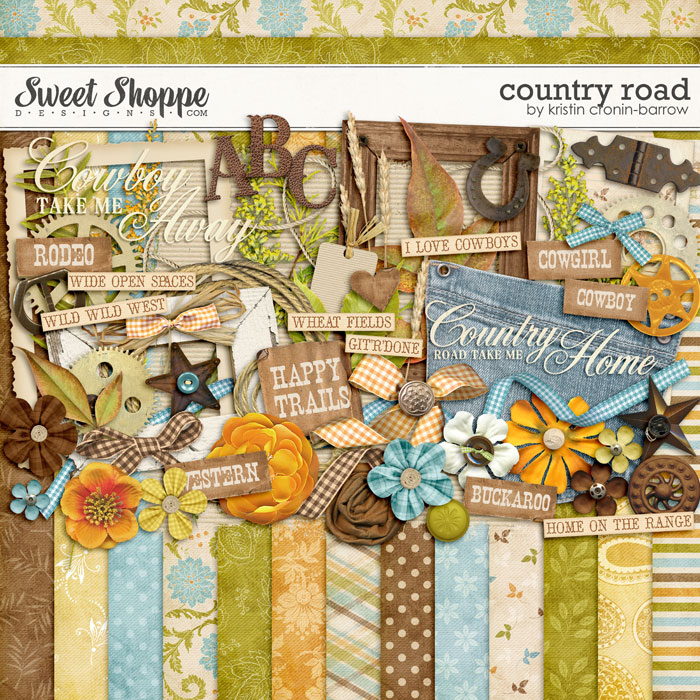 Country Road by Kristin Cronin-Barrow