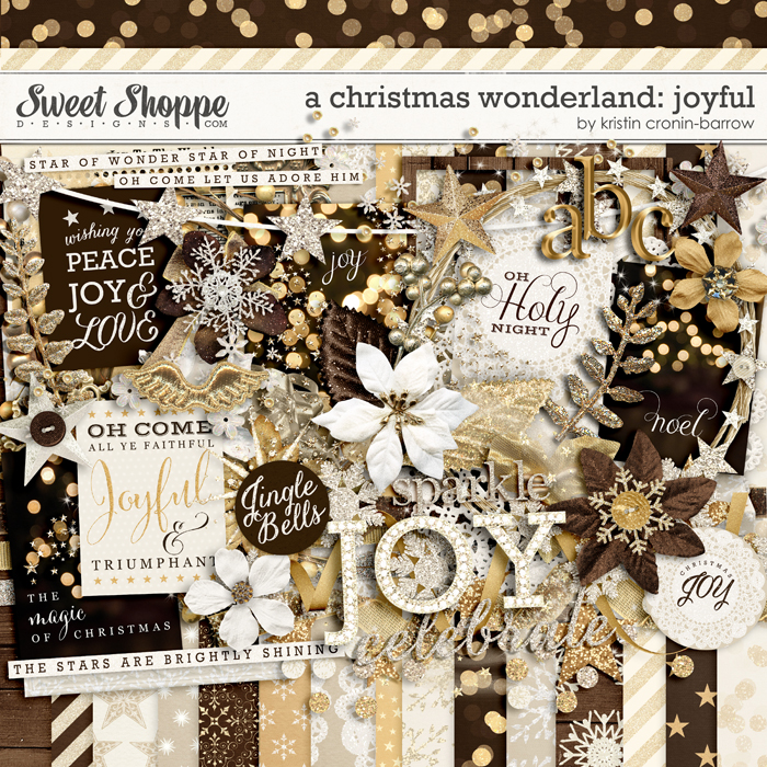 A Christmas Wonderland: Joyful by Kristin Cronin-Barrow