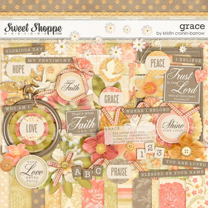 Grace by Kristin Cronin-Barrow