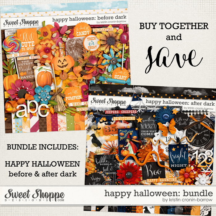 Happy Halloween: Bundle by Kristin Cronin-Barrow